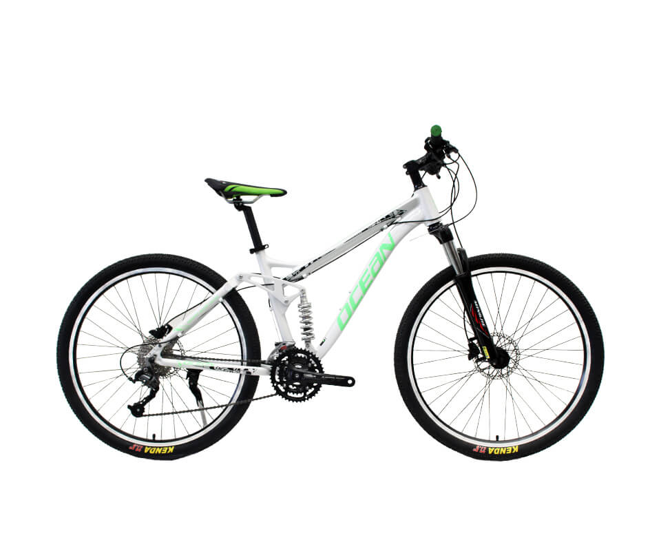 27.5 inch Alloy Dual suspension Full suspension 27 speed