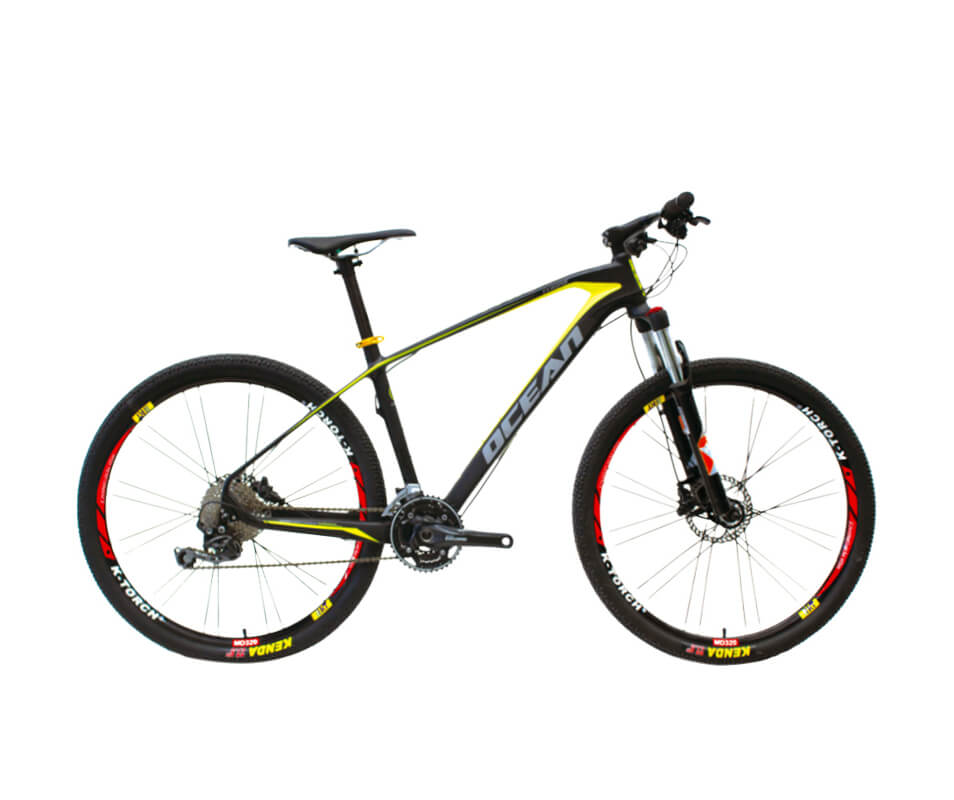 Mountain bike 24 inch Steel frame Steel fork Cheap MTB Speed